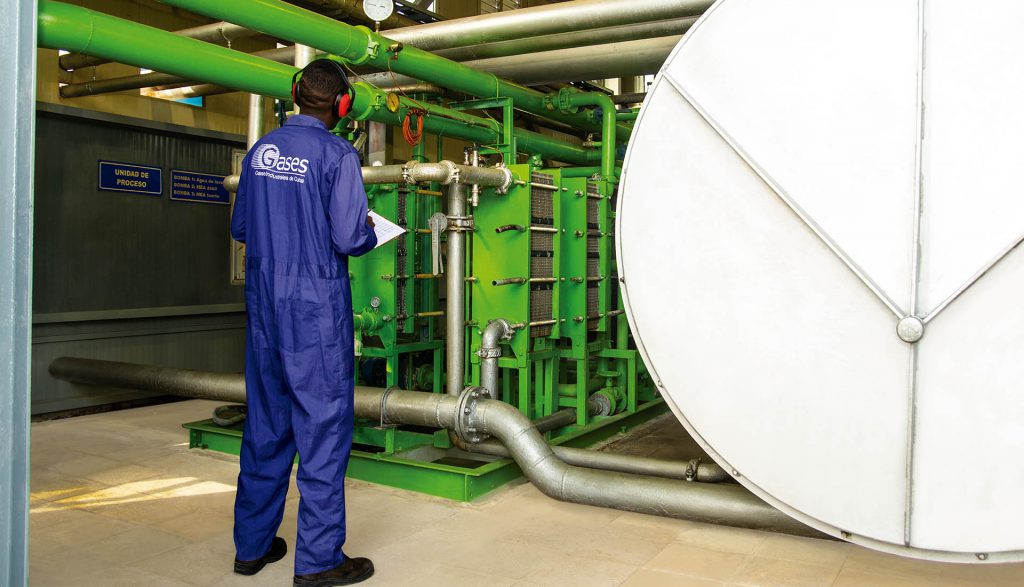 Cuban Industrial Gas Company moves ahead with export possibilities